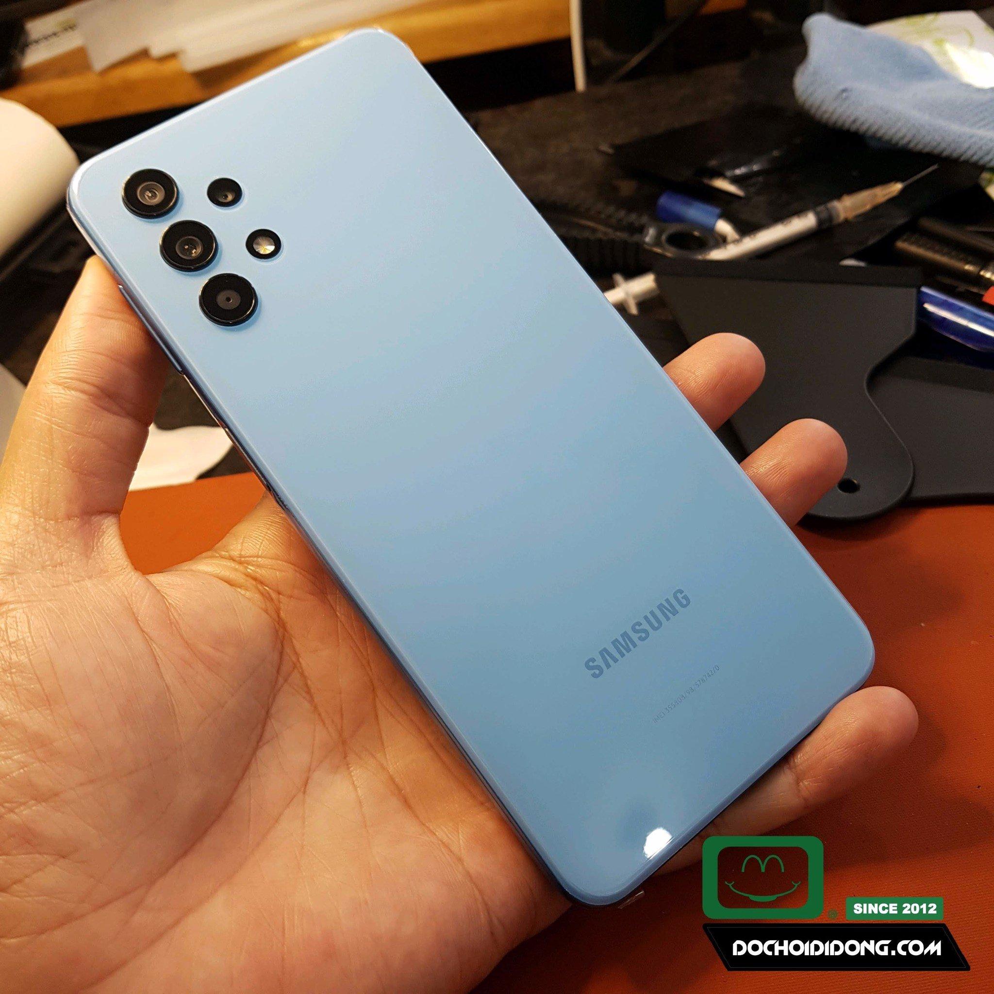 Miếng dán PPF Hydorgen Samsung A32 5G trong, nhám, đổi màu cao cấp