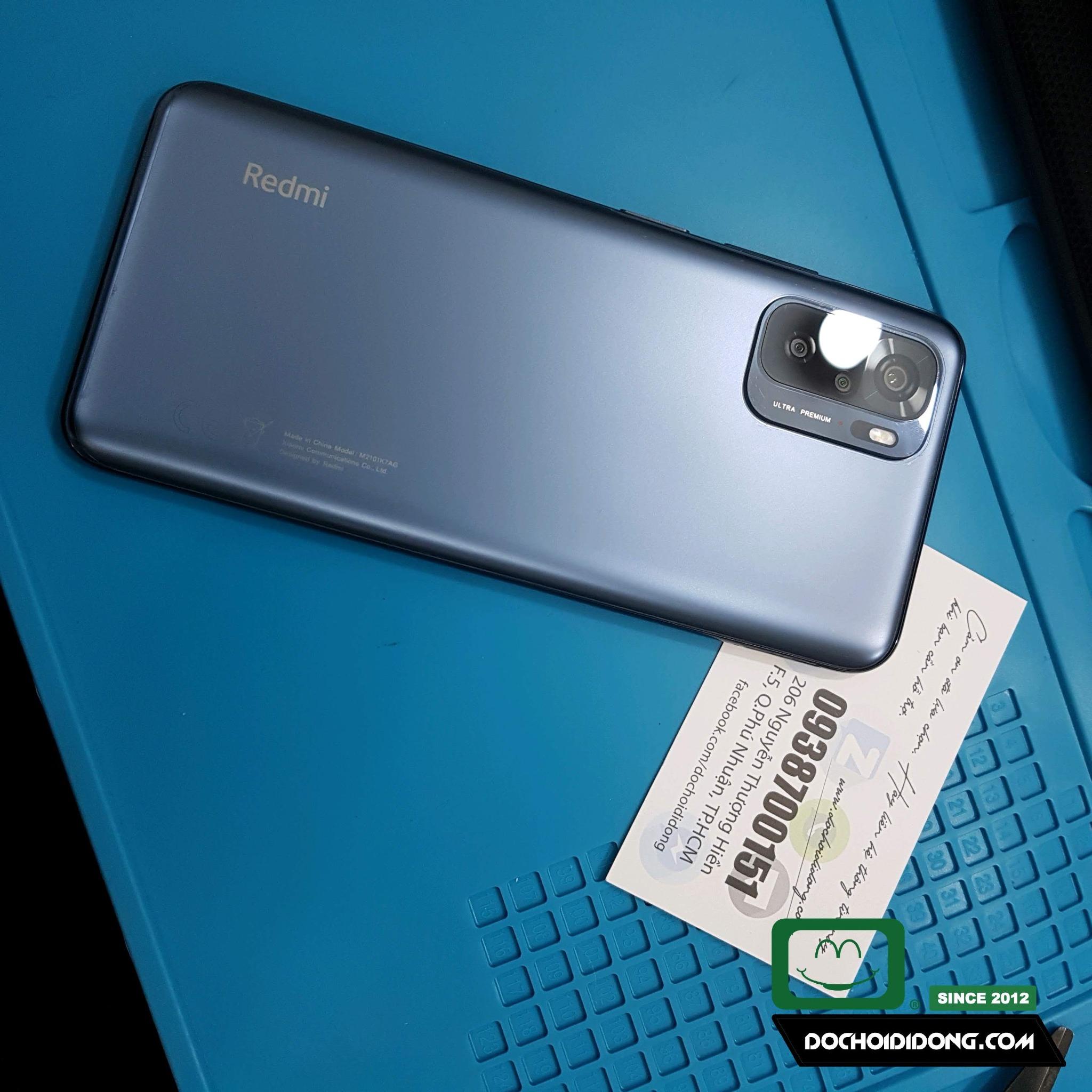 Miếng dán PPF Hydorgen Xiaomi Redmi Note 10 trong, nhám, đổi màu cao cấp