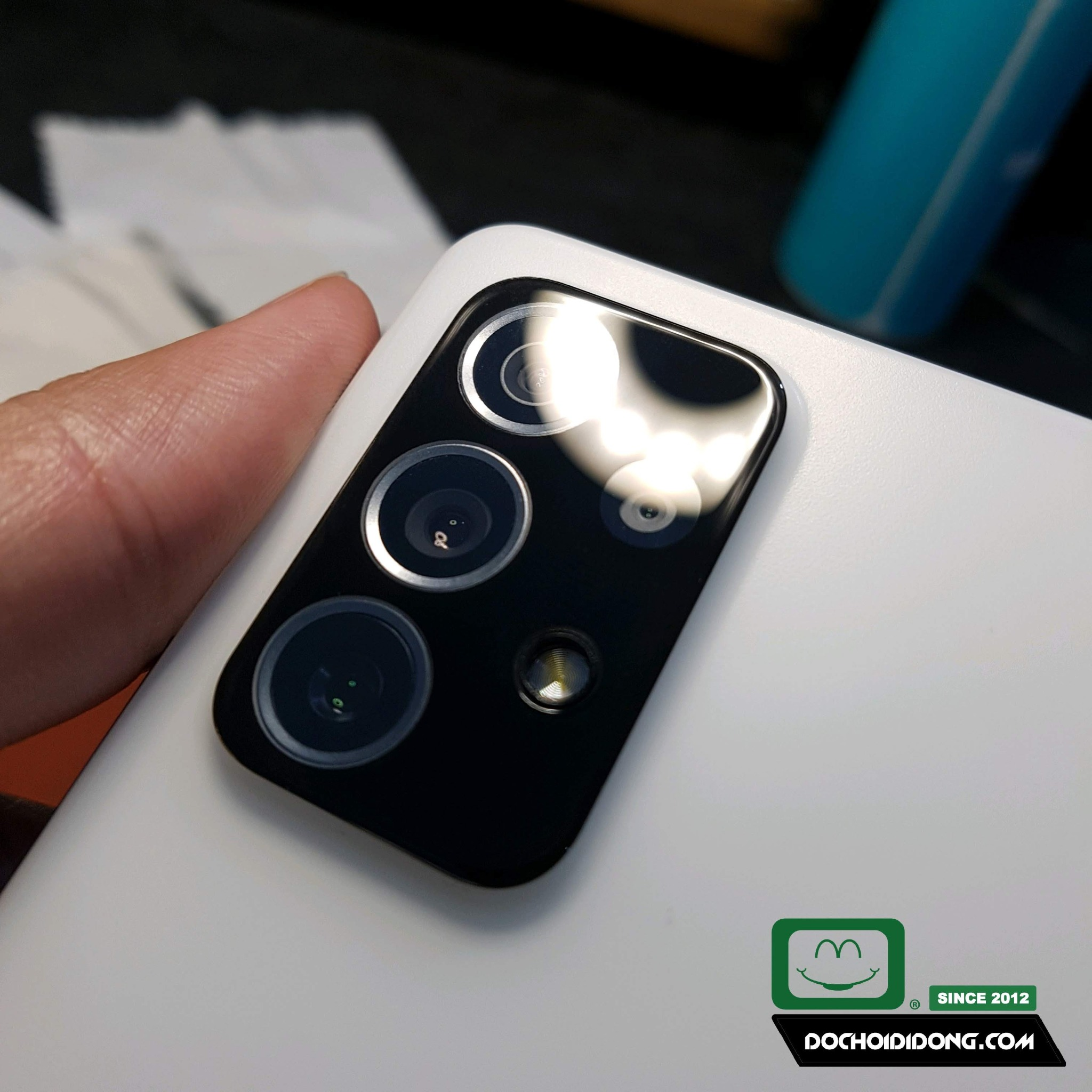 Miếng dán cường lực camera Samsung A32 A52 A72 4G 5G thủy tinh hữu cơ