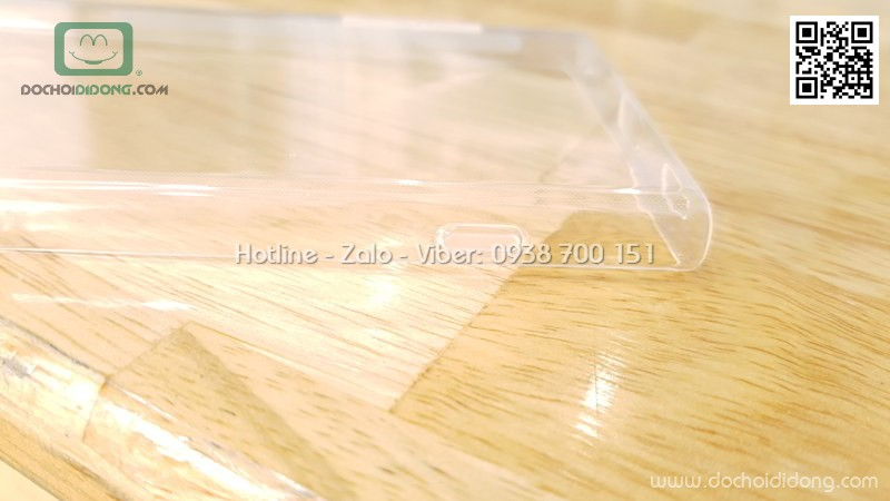 Ốp lưng Sony XA1 Plus Nillkin dẻo trong siêu mỏng