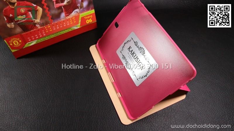Bao da Samsung Tab S3 Kaku da trơn