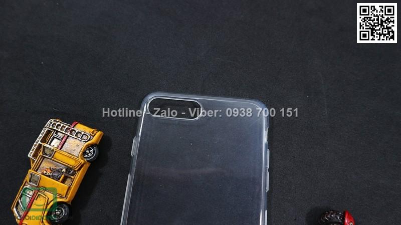 Ốp lưng iPhone 8 Plus Nillkin dẻo trong siêu mỏng
