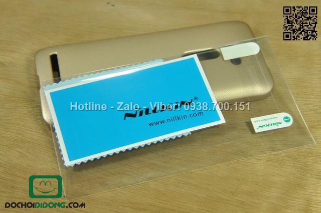 Ốp lưng Asus Zenfone 2 ZE500CL Nillkin vân sần