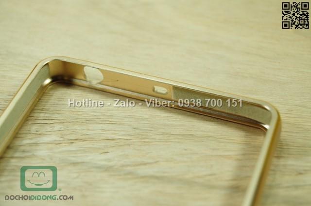 Ốp viền Oppo Mirror 5 nhôm phay