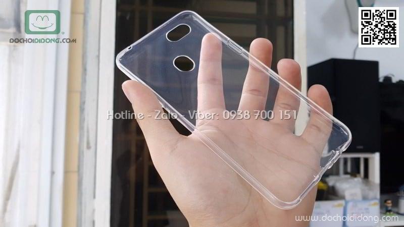 Ốp lưng Oppo F5 dẻo trong siêu mỏng