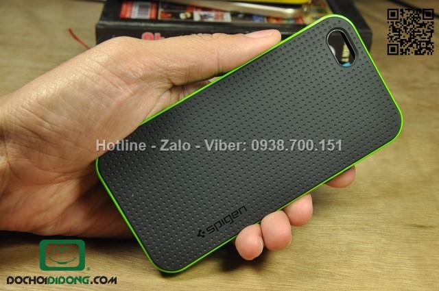 Ốp lưng iPhone 5 5S Spigen Neo HybridEX chống sốc