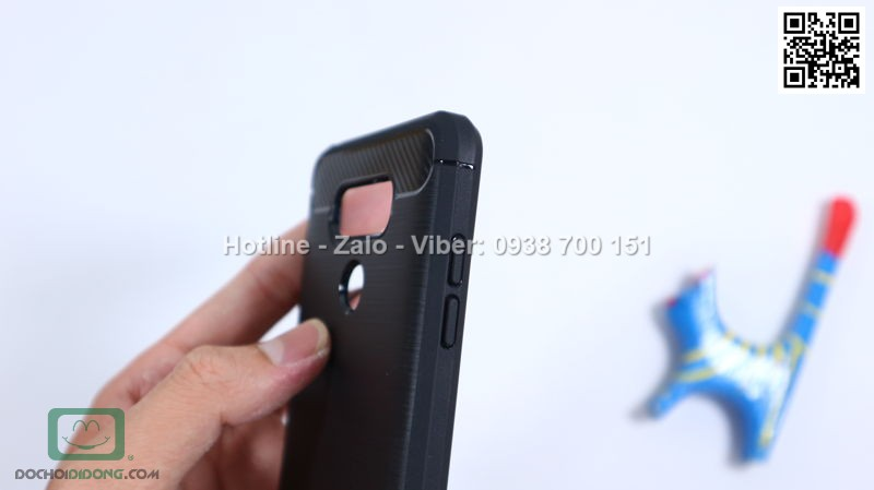 Ốp lưng LG G6 Likgus chống sốc vân kim loại