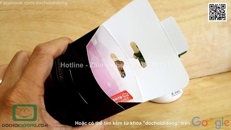 Miếng dán màn hình Sony Xperia XA Ultra Vmax full màn hình