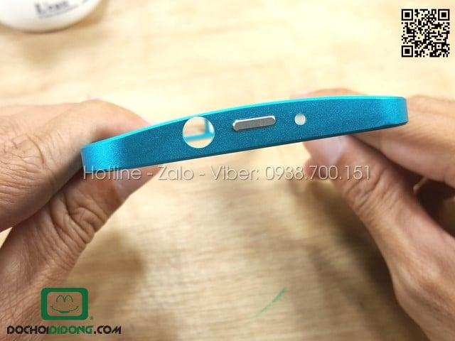 Ốp viền Asus Zenfone 2 ZE551ML nhôm màu