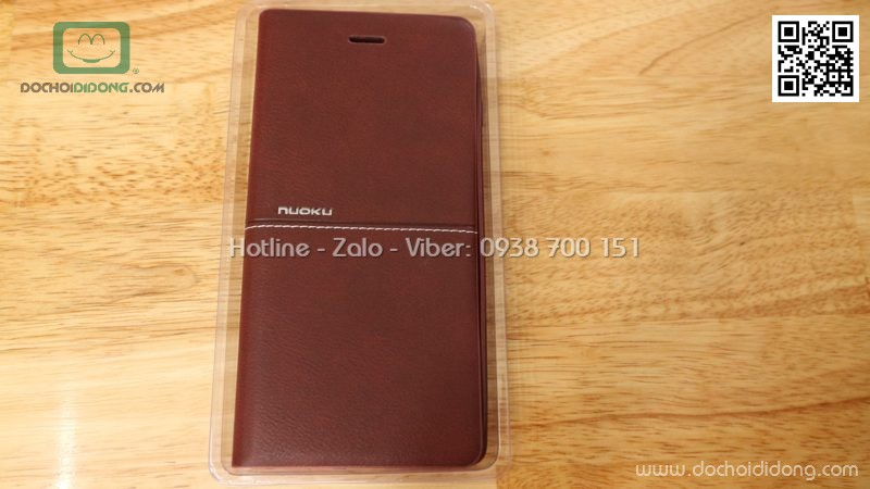 Bao da iPhone 8 Plus Nuoku Royal Premium Case