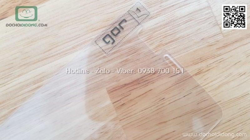 Bộ 2 miếng dán cường lực dẻo HTC U11 Gor