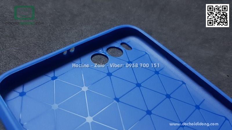Ốp lưng Xiaomi Mi Note 3 Auto Focus dẻo lưng da
