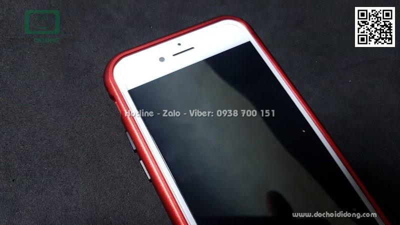 Ốp lưng nam châm iPhone 7 8 Likgus lưng kính trong