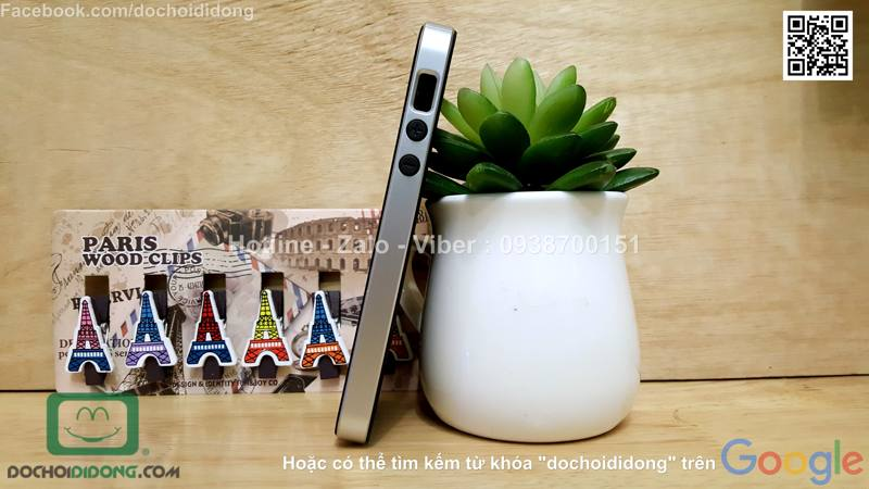 Ốp lưng iPhone 5 5S Ipaky chống sốc