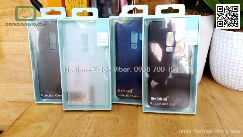 Ốp lưng Samsung Galaxy S9 Plus Memumi siêu mỏng 0.3mm