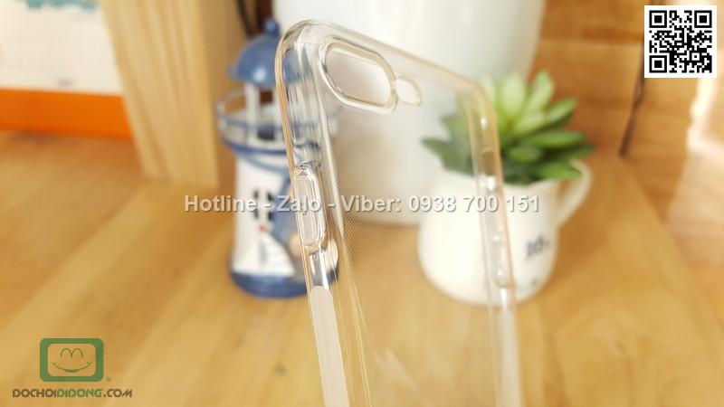 Ốp lưng iPhone 8 Plus Ou dẻo trong siêu mỏng