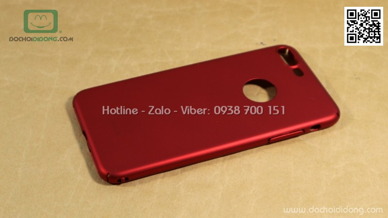 Ốp lưng iPhone 8 Plus Likgus Slim