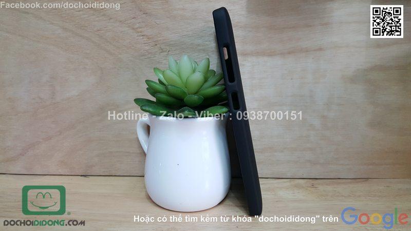 Ốp lưng Lenovo Vibe P1 Nillkin vân sần