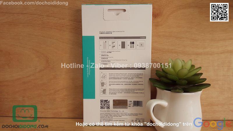 Miếng dán cường lực Asus Zenfone 3 ZE552KL Nillkin 9H