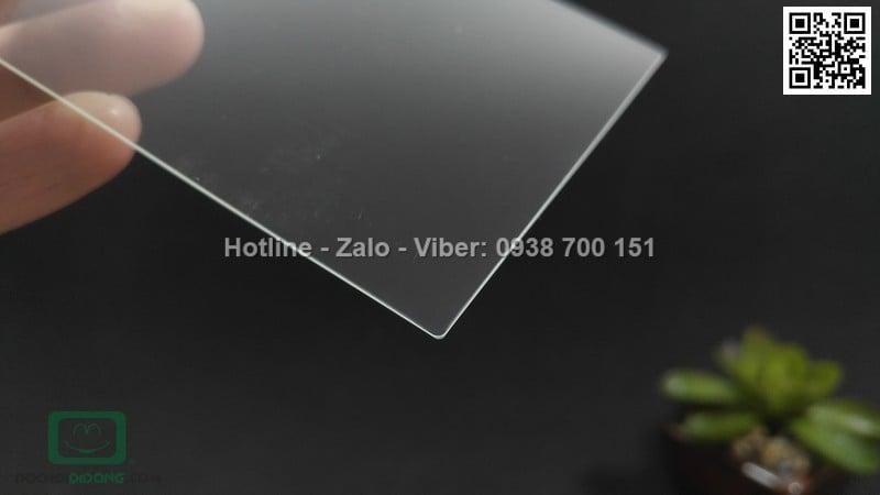 Miếng dán cường lực Asus Zenfone 3 ZE552KL 5.5 Inch 9H