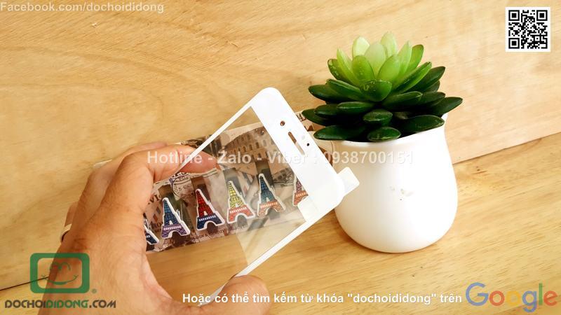 Miếng dán màn hình iPhone 7 Plus Baseus full màn hình 9H