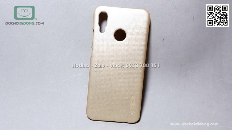 Ốp lưng Huawei Nova 3e Nillkin vân sần