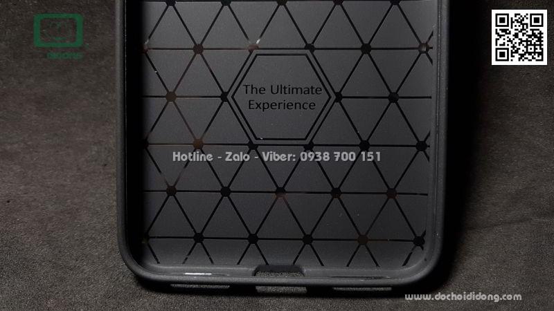 Ốp lưng Xiaomi Pocophone F1 Auto Focus dẻo lưng da