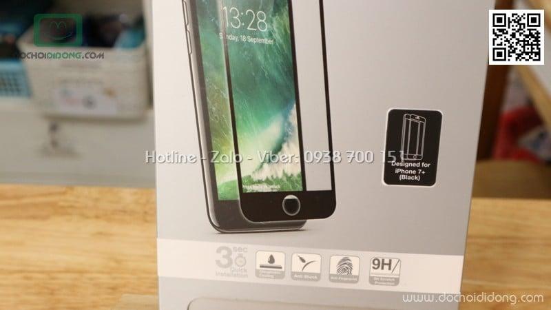 Miếng dán cường lực iPhone 7 Plus Jcpal Presever chính hãng