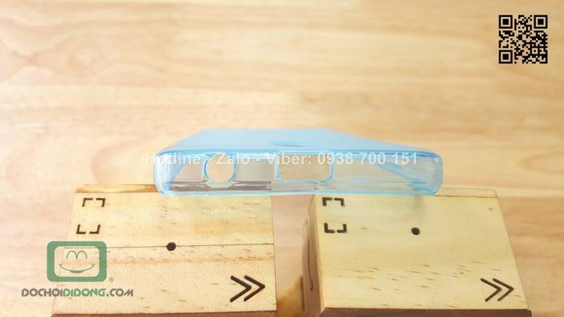 Ốp lưng Lenovo VIBE P1M dẻo viền trong