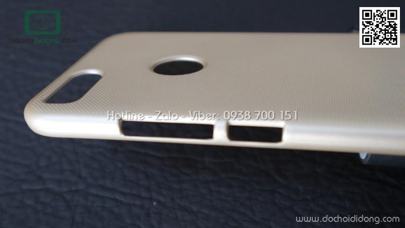 Ốp lưng Xiaomi Mi A1 Nillkin vân sần