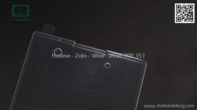 Miếng dán cường lực full màn hình Sony XA1 9H