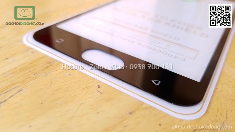 Miếng dán cường lực full màn hình Oppo F3 Zacase full keo