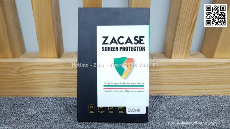 Miếng dán cường lực full màn hình Huawei Mate 20 Pro Zacase full keo