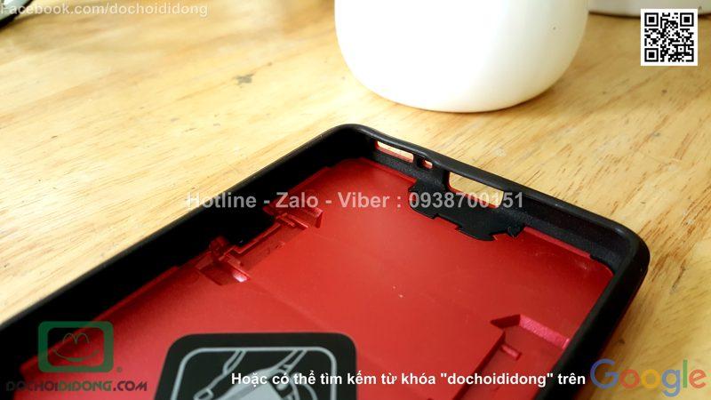 Ốp lưng Sony Xperia XA Iron Man chống sốc có chống lưng