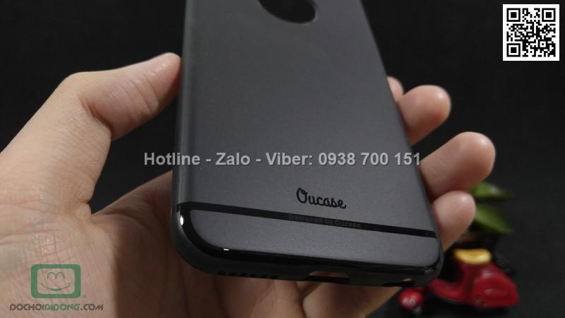 Ốp lưng iPhone 6 6s Ou dẻo đen siêu mỏng