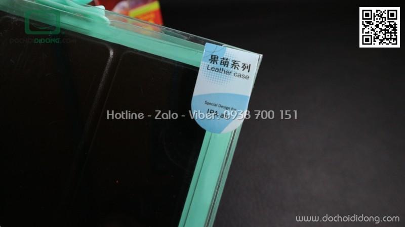 Bao da iPad Air OU lưng dẻo cao cấp