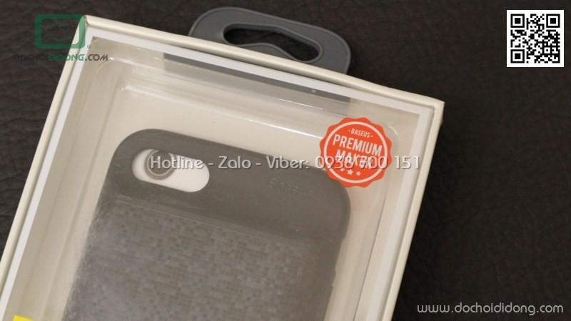 Ốp lưng sạc dự phòng iPhone 8 Baseus 5000mAh