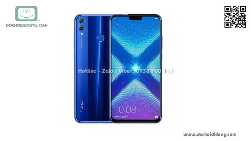 Ốp lưng Huawei Honor 8X Nillkin vân sần