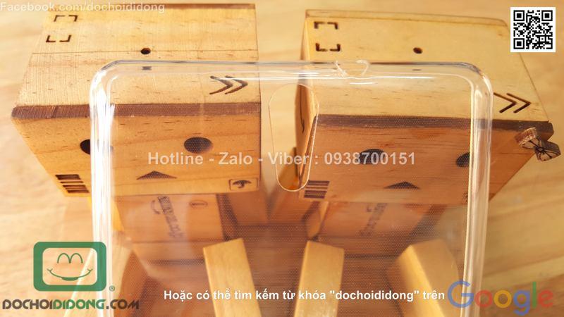 Ốp lung Sony Xperia C5 OU dẻo trong siêu mỏng