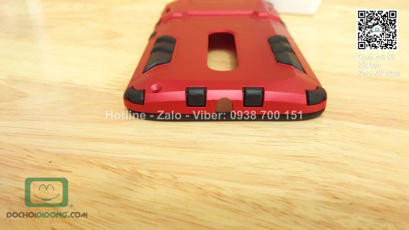 Ốp lưng Motorola Moto X Play  Iron Man chống sốc có chống lưng