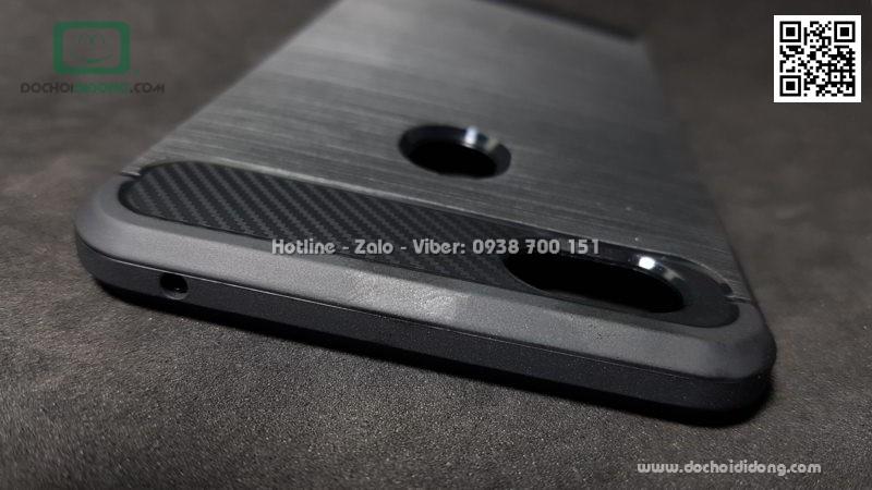 Ốp lưng Oppo F7 Likgus chống sốc vân kim loại