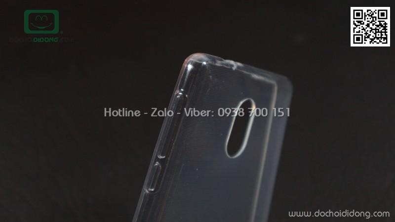 Ốp lưng Nokia 3 iSmile dẻo trong siêu mỏng