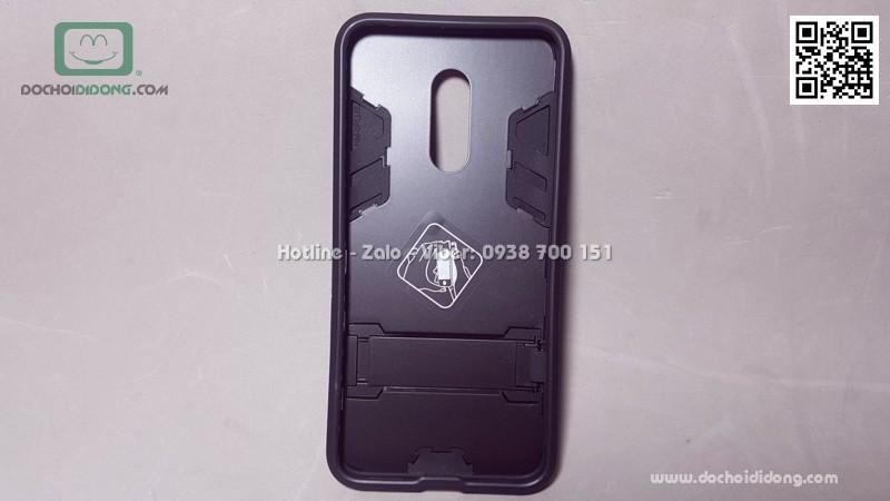 Ốp lưng Xiaomi Redmi 5 Plus iRon Man chống sốc có chống lưng