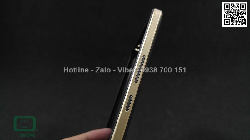Ốp lưng Xiaomi Mi Max Plus Likgus chống sốc vân kim loại