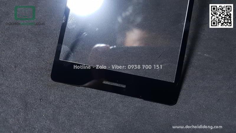 Miếng dán cường lực full màn hình Sony XZ2 Premium Zacase full keo