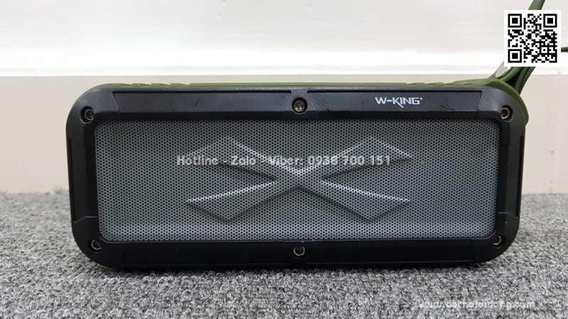 Loa bluetooth W-King S20 chống nước