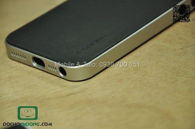Ốp lưng iPhone 5 5S Spigen Neo Hybrid