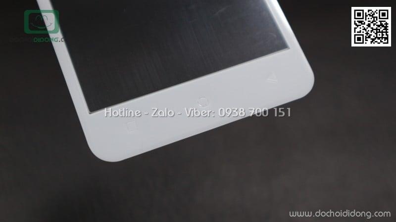 Miếng dán cường lực full màn hình Vivo V3 9H viền sợi carbon