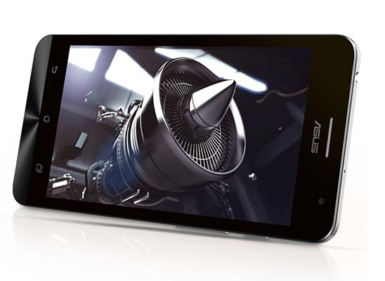 Zenfone 5 đơn giản, đẹp, hài hòa