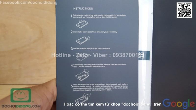 Miếng dán cường lực LG Stylus 2 Gor 9H